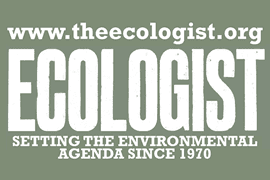 The Ecologist Magazine Logo