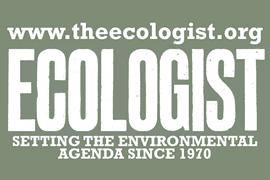 The Ecologist Magazine Logo